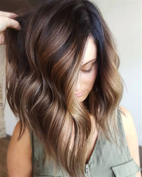 fall hair colors best 25 fall balayage ideas on fall hair