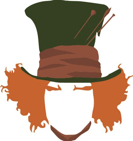 mad hatter hat template the mad hatter hat pattern fortuna dey fashion design