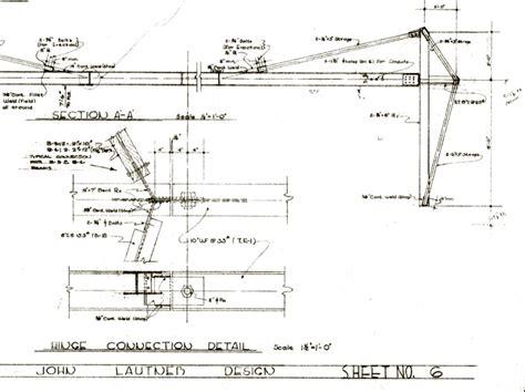 Shed Home Plans john lautner s jacobsen house 1948 parson architecture
