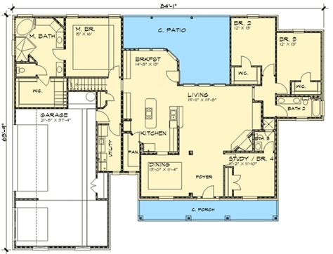 kurk homes floor plans kurk homes featured plans house