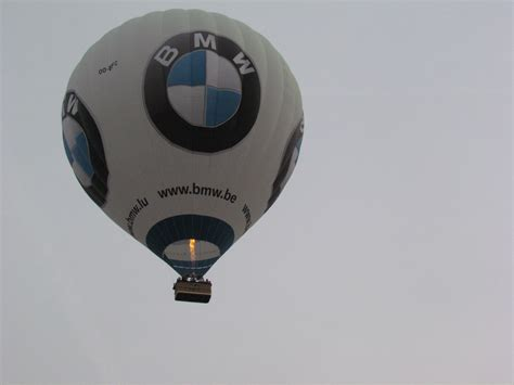 bmw balloon bmw ballon goes abroad