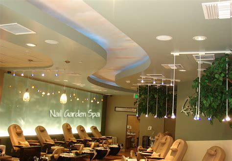 nail garden spa ryans design inc archinect