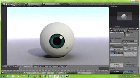 eye tutorial in blender pixar like eyes tuto blender youtube