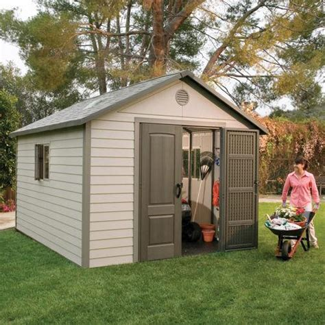 backyard sheds costco plastic garden sheds costco plans for backyard shed