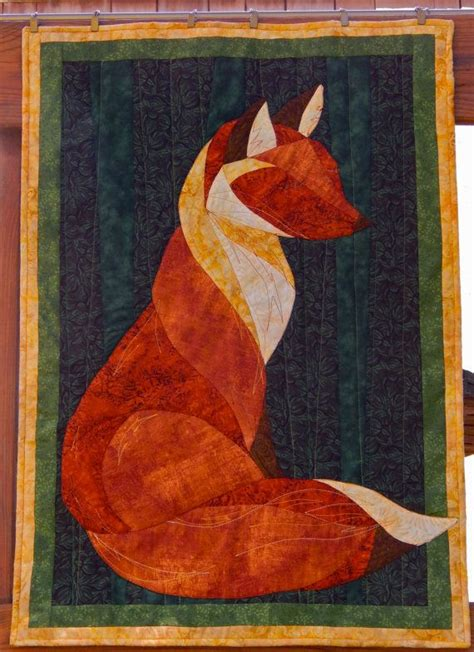 Quilted Fox by 25 Best Ideas About Fox Quilt On Block By