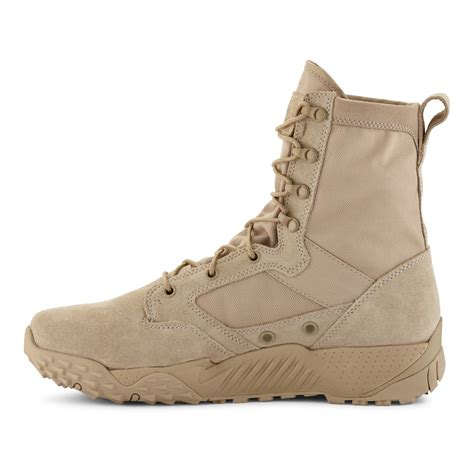 armour air boots armour 1264770 mens desert ua jungle rat