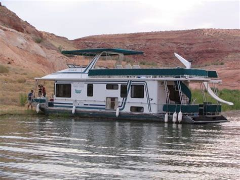 boat trader lake powell used 1994 stardust cruisers multi owner houseboat wahweap