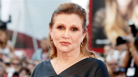 fisher actress died star wars actress carrie fisher has died aged 60 wsfm101
