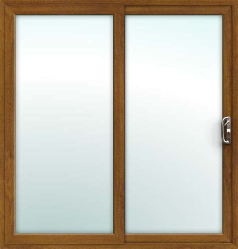 Oak Sliding Patio Doors Oak Sliding Patio Doors 2 Pane Upvc