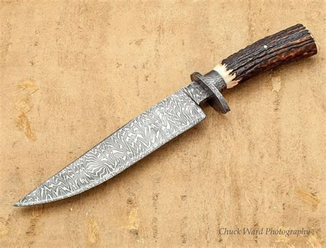 pattern for bowie knife 9 best bowie knives by robbins knives images on pinterest