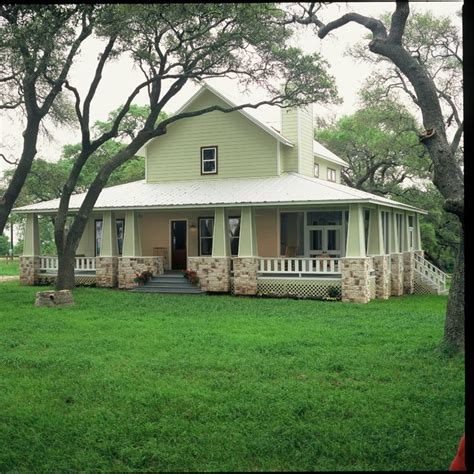 country farmhouse hill country retreat farmhouse exterior houston by