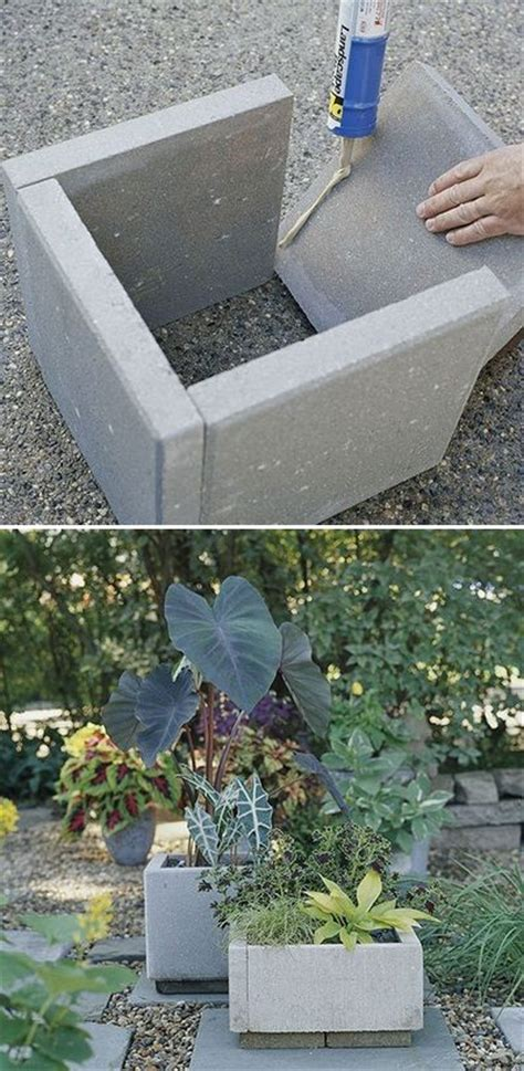 Rock Planters How To Make by 120 Best Images About Diy Flower Pots Planters On