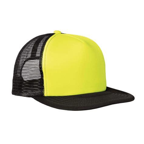 Custom Trucker Flat By Devapishop custom hats