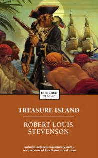treasure island book by robert louis stevenson