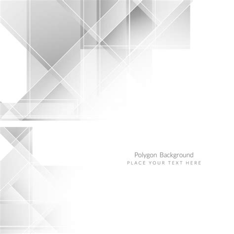 wallpaper grey vector grey modern polygonal background vector free download
