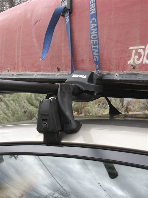 Kayak Rack For Sedan by Canoe And Kayak Racks Overcoming Small Car