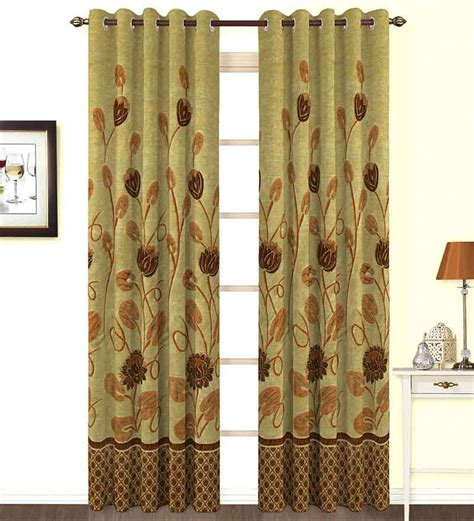 gold window curtains skipper eyelet pretty looking rust gold window curtain by
