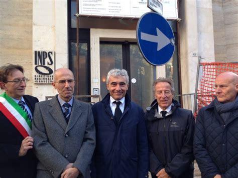 Sede Inps L Aquila by L Aquila Al Via Lavori Per Sede Regionale Inps Boeri