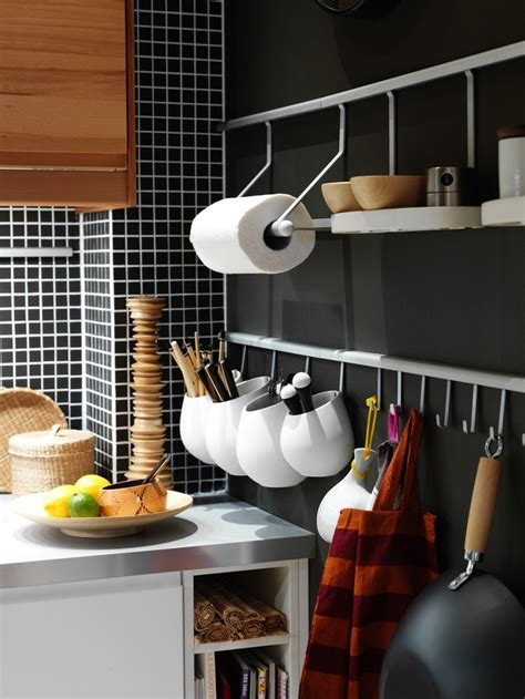 Ikea Kitchen Organization Ideas 3 Idee Per Ricavare Spazio In Cucina Mansarda It