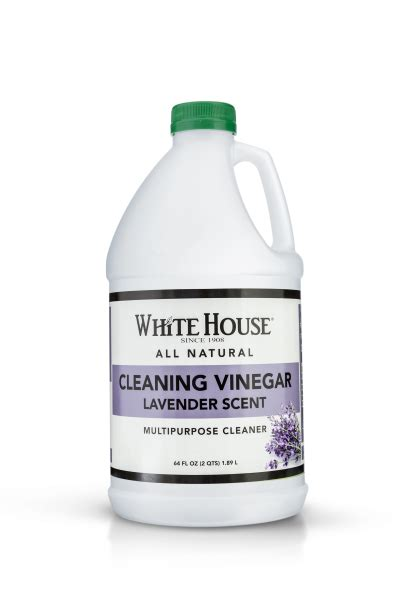 White House Detox Reviews by White House Foods 174 Cleaning Vinegar Lavender Scent White