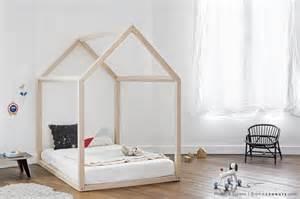 lit cabane enfant cocoeko