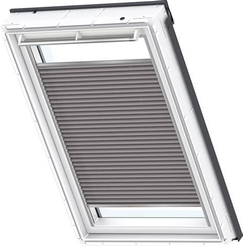 jalousien velux dachfenster orig velux dachfenster waben plissee duoline abdunkelnd vl