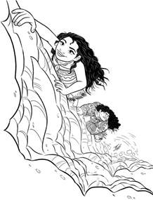 Moana Coloring Pages Best Coloring Pages For Kids Coloring Pages Moana