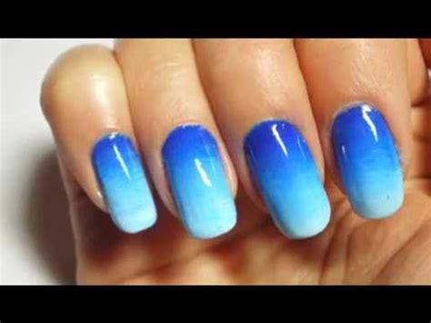 tutorial nail art gel sfumato nail art come ottenere l effetto sfumato beauty