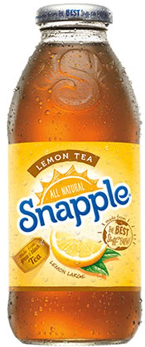 Caffeine in Snapple Tea