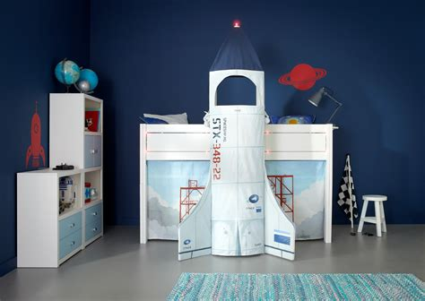 spaceship bed inspire your children with these unique children s beds