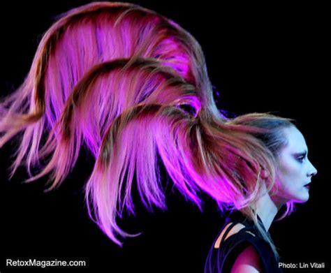 hairshow magazine alternative hair show 2012 international visionary award