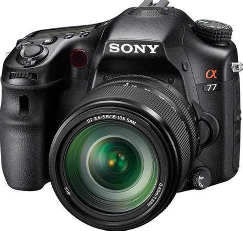slr sony the best shopping for you sony a77vm 24 3 mp translucent