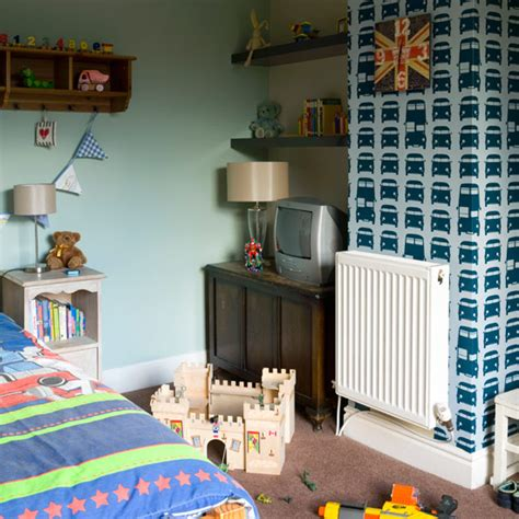 boys room wallpaper boys bedroom ideas and decor inspiration ideal home