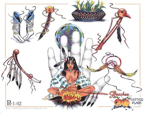 tattoo flash native american native american tattoos tattoo design and ideas