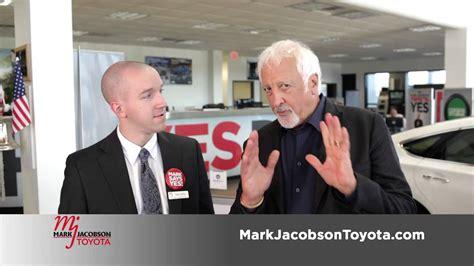 Marc Jacobson Toyota Tom Coffey Sales At Jacobson Toyota