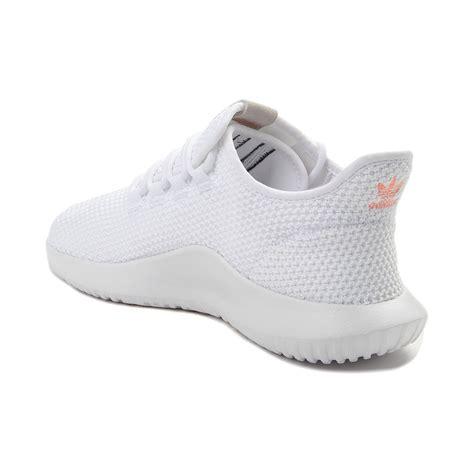 womens adidas tubular shadow athletic shoe white 436598