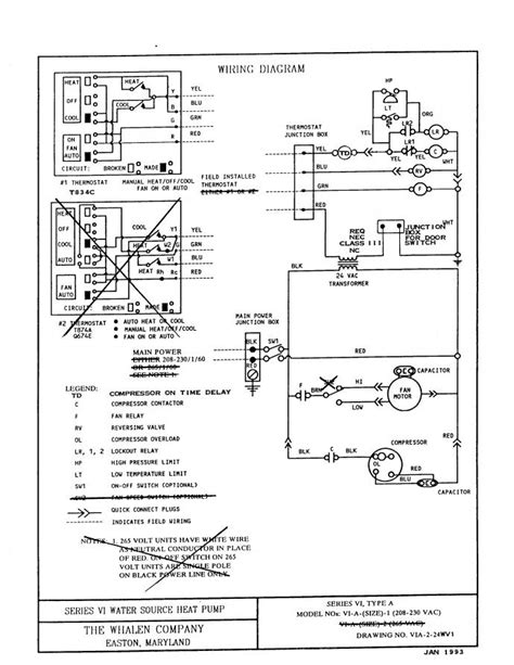trane xe1000 wiring diagram trane wiring diagrams model