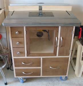 router schrank router table cabinet by nwbusa lumberjocks