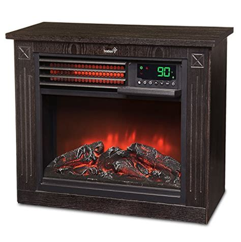 lifesmart infrared electric fireplace review
