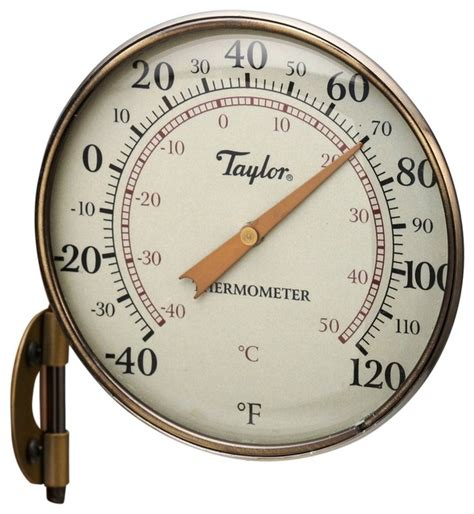 taylor bz metal dial thermometer  traditional