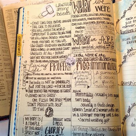1 Year Bible Journal by Soup For Five A Peek Inside S Bible Journal