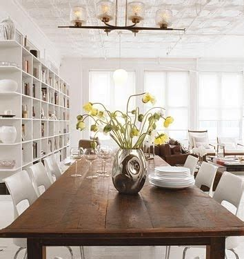 rustic modern dining room tables seven rustic dining room tables to inspire you rustic crafts chic decor
