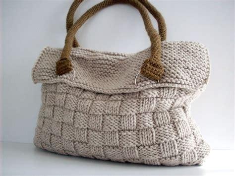 knitted bag handbags for 2012 studio brow