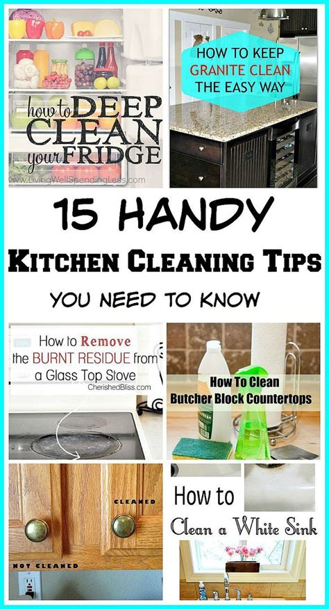 kitchen cleaning tips 25 best ideas about kitchen cleaning on pinterest