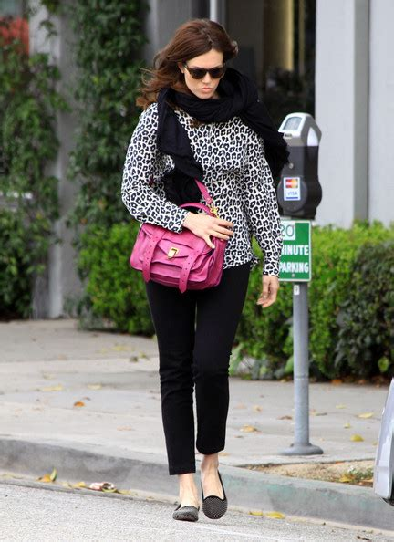 Wearing The Proenza Pink by 8 Chic Ways Are Wearing The Neon Trend