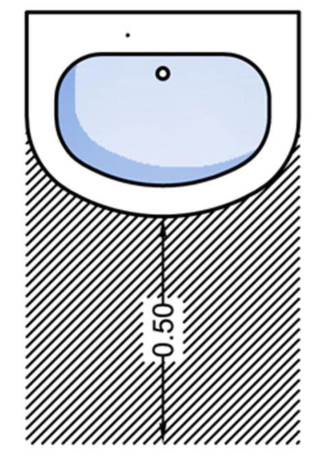 clearance bathroom fixtures minimum clearance areas around bathroom fixtures