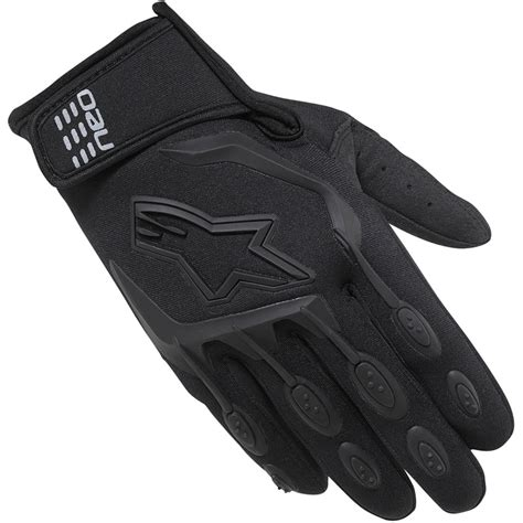winter motocross gloves alpinestars neo moto neoprene all weather motocross enduro