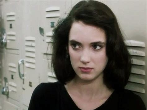 young 90s icons this is what winona ryder thinks about being a 90s icon