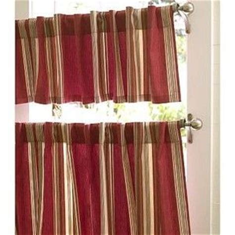 french stripe cafe curtain 17 best images about kitchen on pinterest giallo