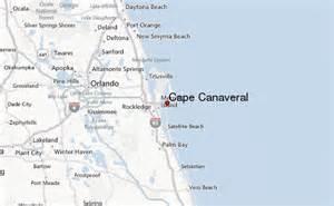 cape canaveral location guide
